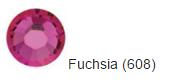 Стразы SWAROVSKI Fuchsia (40 шт/уп)