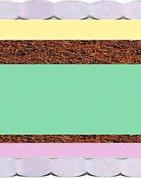 Матрас memo flex+air foam Элиа Литта / Elia Litta Matroluxe 140х190 - Интернет-магазин мебели и товаров для дома МЕБЕЛЬГРАД в Харькове