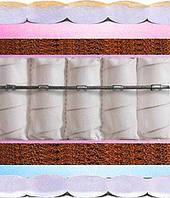 Матрас pocket spring+latex foam Прима Торе / Prima Tore Matroluxe 80х190