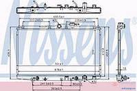 Радиатор вод. охлаждения Хонда Акорд 2 л 98 г (пр-во Nipparts)