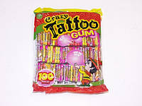 Жевательная резинка крейзи тату Crazy Tattoo gum