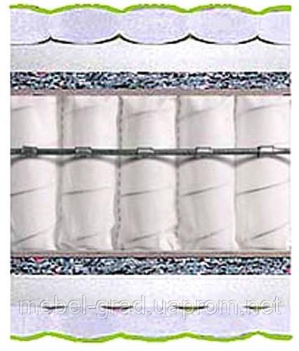 Матрац pocket spring Арт Колор / Art Color Matroluxe