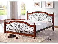 Двухспальная кровать Gul / Гул Onder metal