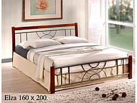Двухспальная кровать Elza / Эльза Onder metal 160х200