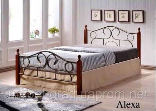 Двухспальная кровать Alexa / Алекса Onder metal