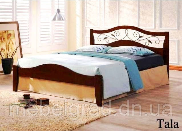 Двухспальная кровать Tala / Тала Onder metal 160х200