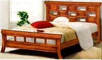 Двухспальная кровать Denver / Денвер Onder metal 160х200
