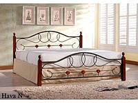 Двухспальная кровать Hava / Хава Onder metal