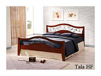 Двухспальная кровать Tala HF / Тала ХФ Onder metal 160х200