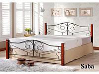 Двухспальная кровать Saba / Саба Onder metal