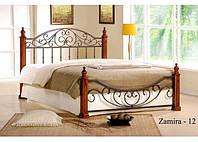 Двухспальная кровать Zamira / Замира Onder metal