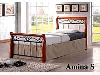 Односпальная кровать Amina / Амина Onder metal 90х190