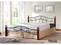 Двухспальная кровать Melis / Мелис Onder metal 140х200