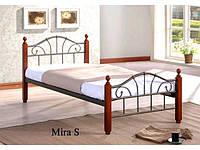 Односпальная кровать Mira / Мира Onder metal 90х190