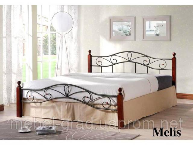 Двухспальная кровать Melis / Мелис Onder metal 160х200 - Интернет-магазин мебели и товаров для дома МЕБЕЛЬГРАД в Харькове