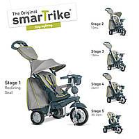 Детский велосипед Smart Trike Explorer 5 в 1 серый, фото 1
