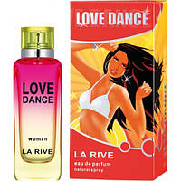 La Rive Love dance женская туалетная вода, 90мл
