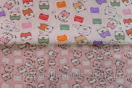 Детское постельное белье из сатина Медвежонок