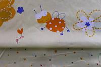 Детское постельное белье из сатина Сладкий мед