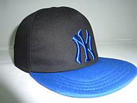Кепка с цветным козырьком NY, фото 1