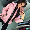 Модная весенняя куртка с капюшоном, фото 2