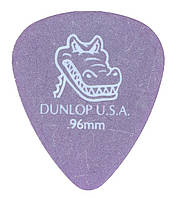 Медиатор Dunlop 417R.96 Gator Grip 0.96 mm