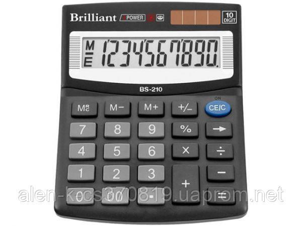 Калькулятор 12-розр BS-212