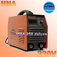 Сварочный инвертор SHYUAN MMA 250 deluxe