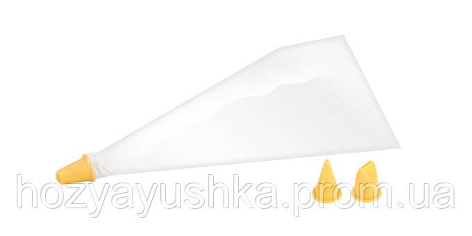 Кондитерский мешок Tescoma Delicia 3 насадки (630506)