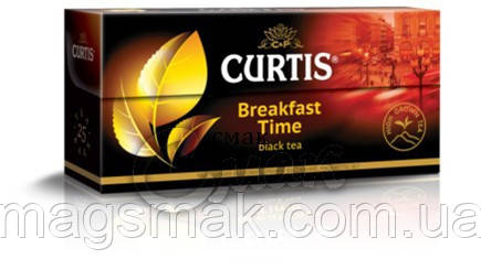 Чай CURTIS Breakfast Time (Черный), 2 Г*25 ПАК., фото 2