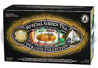 Чай «Sun Gardens» Женьшень Улун, 2,5 Г*20 ПАК. В ПИРАМИДКАХ
