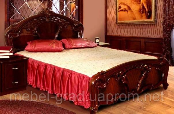Кровать двухспальная Олимпия / Olimpia Миро Марк