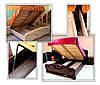 Кровать двухспальная Олимпия / Olimpia Миро Марк, фото 3