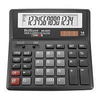 Калькулятор 14-разр BS-820