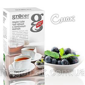 Чай Грейс Прайм тайм (с лимонным миртом), 2 Г*25 ПАК. САШЕТ