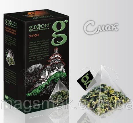 Чай Грейс Оолонг (зеленый), 2 Г*25 ПАК. САШЕТ, фото 2