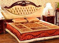 Кровать двухспальная Carpenter 230 / Карпентер 230 натуральное дерево 180х200