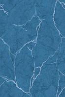 Плитка настенная Александрия голубая темная