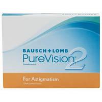 Pure Vision Toric 2 контактные линзы