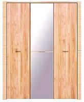 Шкаф 3х дверный SZF 3D 22/17 Рафло / Raflo BRW
