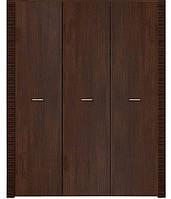 Шкаф 3х дверный SZF 3D 21/17 Рафло / Raflo BRW