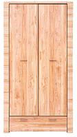 Шкаф 2х дверный SZF 2D1S 19/10 Рафло / Raflo BRW