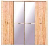 Шкаф 4х дверный SZF 4D 22/22 Рафло / Raflo BRW
