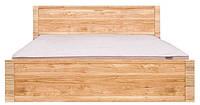 Кровать двухспальная LOZ 160 Рафло / Raflo BRW 160х200