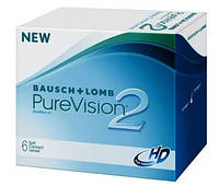 Pure Vision 2 HD контактные линзы 3шт