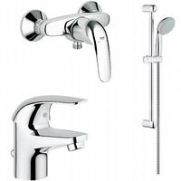 Набор Grohe EuroEco 123232 для ванны 3 в 1