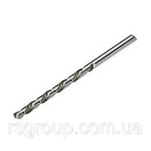 Свердло HAISSER по металу від 1 - 13 мм (коротка серія)