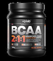 Аминокислоты BCAA VPLab BCAA 2:1:1 500g