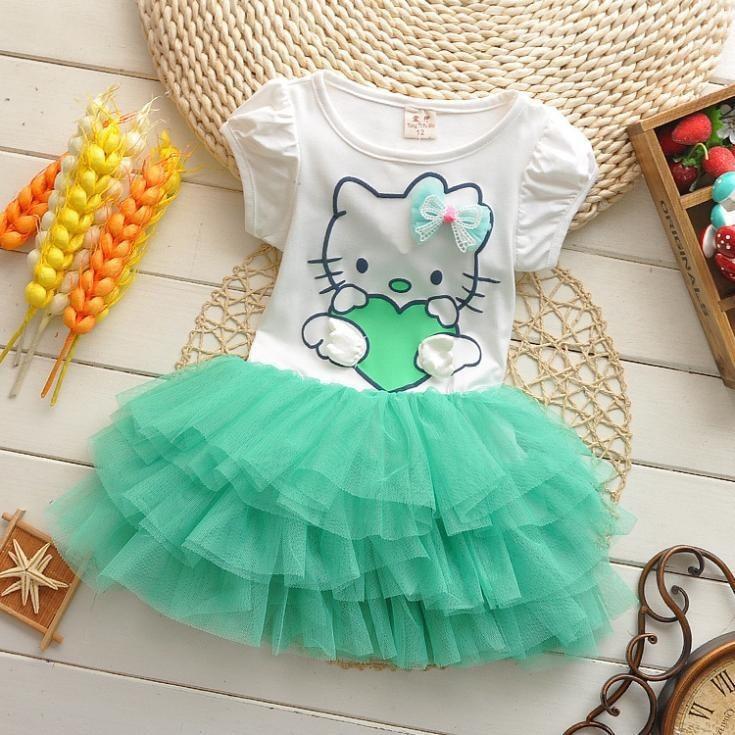 Платье для праздника детское.