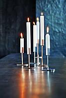 Подсвечник  2шт на 1 свечу